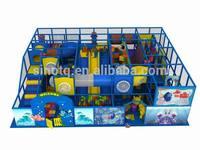 Children Amusement Park Indoor Playground Equipment