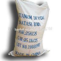 Anatase & Rutile Titanium Dioxide