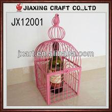 Metal wine rack, metal craft, also could be birdcage
