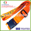 New products 2014 custom luggage bag belt with silk screen printing logo
