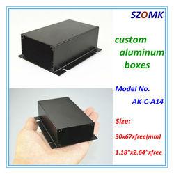 2013 new custom aluminum boxes