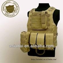Airsoft Molle Combat Assault Vest
