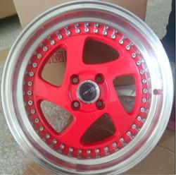16X8 Deep Dish Car Alloy Rim for sale