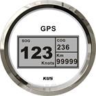 KUS 85mm rpm meter, gps speedometer,diesel generator meter, digital gps speedometer | CCSB-WS | KY08109