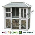 Conejo de madera casa hogar jaula hutch productos yb-r2325 diseños
