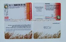 Color Offset Printable Membership Card