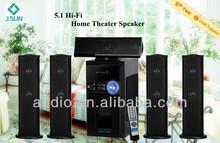 Home cinema 5.1 creative subwoofer speaker