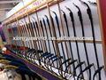 Euro tipo de cable de soldadura conector/rojo cable conector