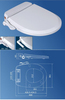 No electric toilet bidet Cold water bidet Hand held bidet
