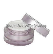 plastic cosmetic jar, cosmetic container ,face cream jars