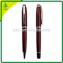 JDB-613 Wooden color ball point pen metal pen
