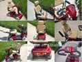 taglia grande pesanti mobilità scooter elettrico sedia a rotelle per disabili e anziani