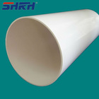 Non toxic and odorless upvc tubes/recycled pvc pipe for water supply,drain,stormwater