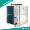 Para menores- piso de aquecimento, quente sanitária água bomba de calor