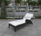 Good quality garden furniture Chaise Lounges HL-2011