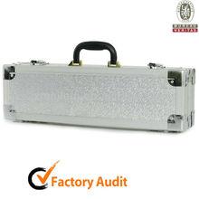 MLDGJ301 New 2013 Portable Silver PS Aluminium Toolboxes Grooming Equipment Tools Box