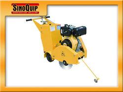 10 hp diesel concrete cutter with blade 400mm