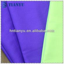 Rolls of custom popular poly/cotton stretch twill fabric