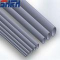 caliente venta al por mayor de plástico diferentes espesores de tubos de pvc