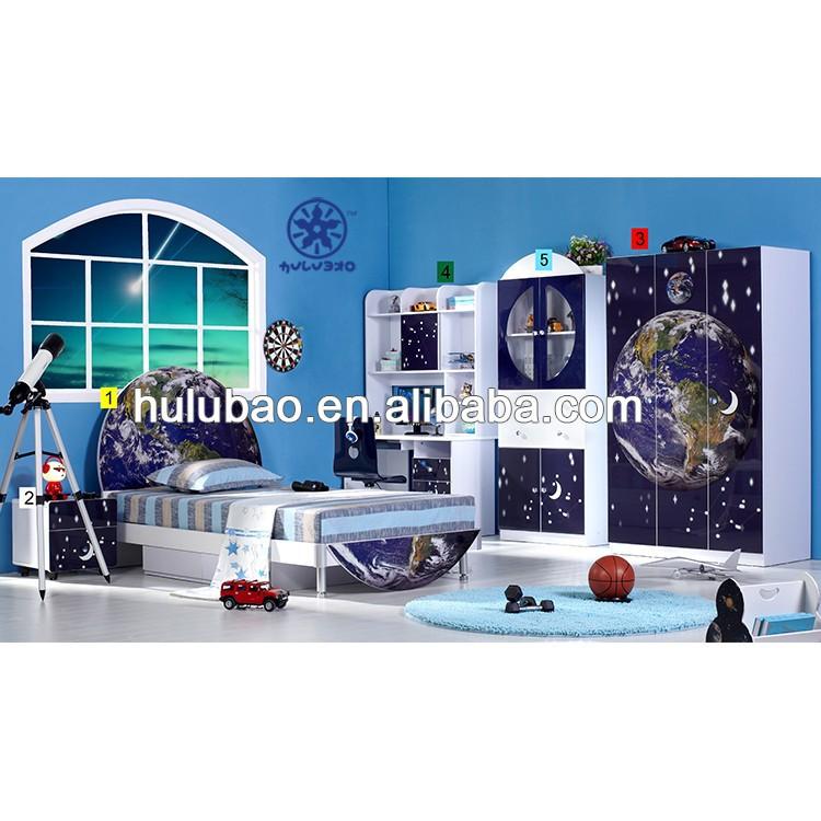 Boys New Educational Modern Bedroom Kids Furniture 902 View Kids