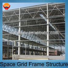 Honglu Light Steel Metal Prefab Buildings