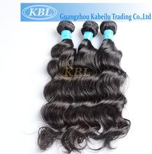 100% KBL hair,Brazilian human hair bulk