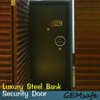GEMSAFE/ Steel bank vault door/ ITEM:SD200/ H2000*W850/ Door:10mm, Plate:6mm