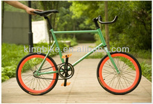 "Colorful boys 20"" fixed gear bike/Good 20"" mini velo bike KB-RD20-Z06"