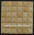 decorazione della parete di pietra piastrelle mosaico