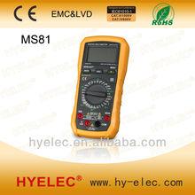 MS81 AC/DC Digital Multimeter