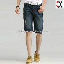 2015 raw denim short men jeans for sale oem denim shorts men jeans (JXS23828)