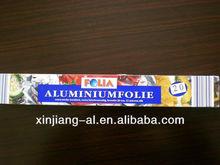 Disposable Food Grade Household Aluminium Foil