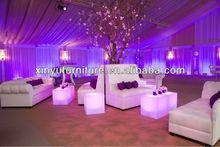 white lounge wedding furnitures XY0325