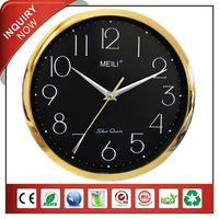[MEILI] Quiet Analog Wall Clock For The Elderly