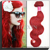 2014 New Products Brazilian Valencia Rose Hair