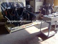 High Pressure emergencytire/tyre sealer& inflator compressor 140CFM 580PSI 60HP