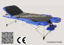 Guangyi Aluminum massage table
