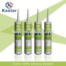 acid cure silicone sealant,good quality,free sample