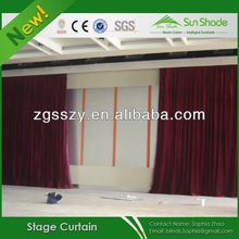 Motorized Stage Decorative Curtain