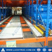 Heavy Duty Pallet Sliding Rack