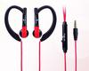 Uldum hot selling high quality handsfree calling ear hook sport headphone