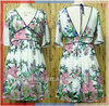 Hot selling Floral Print Casual Chiffon Dresses