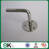 interior wall stainless steel stair handrail bracket