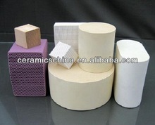 Honeycomb Ceramic for sale,chemial ceramics supply