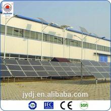 2014 mono or poly solar panel street light