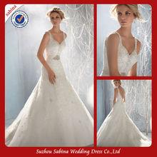 WA00002 suzhou wedding dress lace wedding dress 2014
