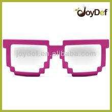 Wholesale Custom Logo 8-bit Party Pixel Sunglasses
