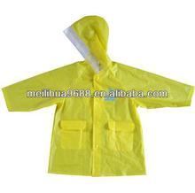 Comfortable Top Quality Waterproof Kids Rain Poncho