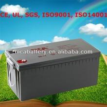 Good Quality Gel Battery Solar Battery Storage Battery 12V200Ah