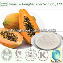 Pure Natural Bulk papaya enzyme papain